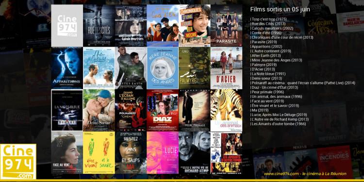 Films sortis un 05 juin