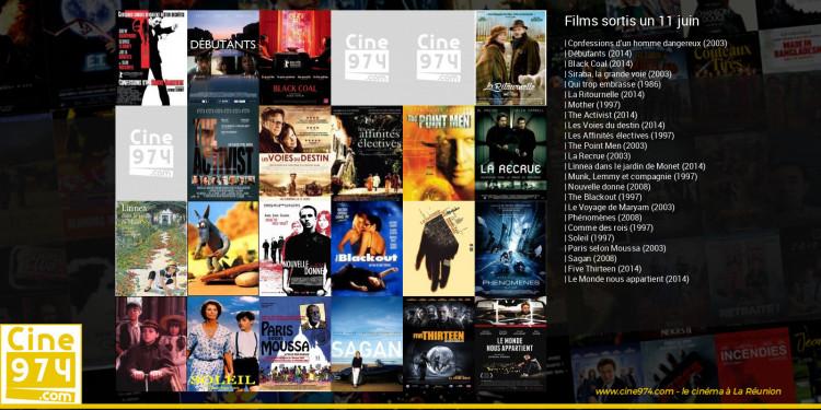 Films sortis un 11 juin