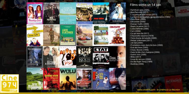 Films sortis un 14 juin