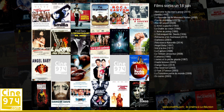 Films sortis un 18 juin