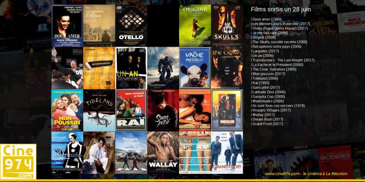 Films sortis un 28 juin