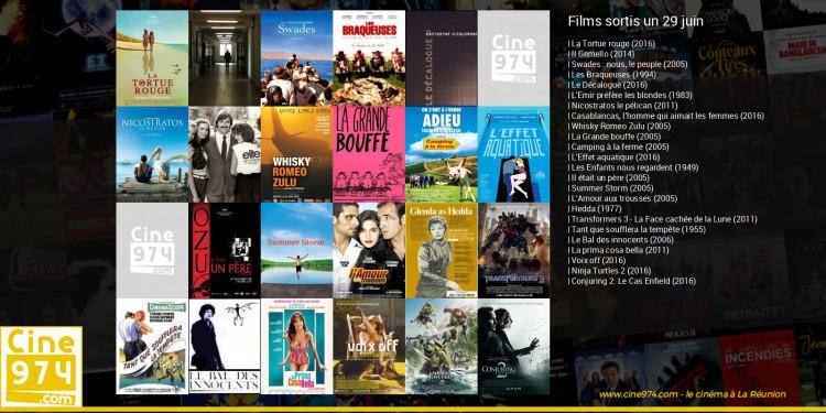 Films sortis un 29 juin