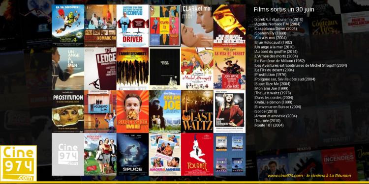 Films sortis un 30 juin