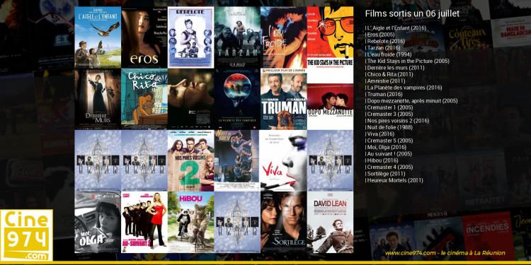 Films sortis un 06 juillet