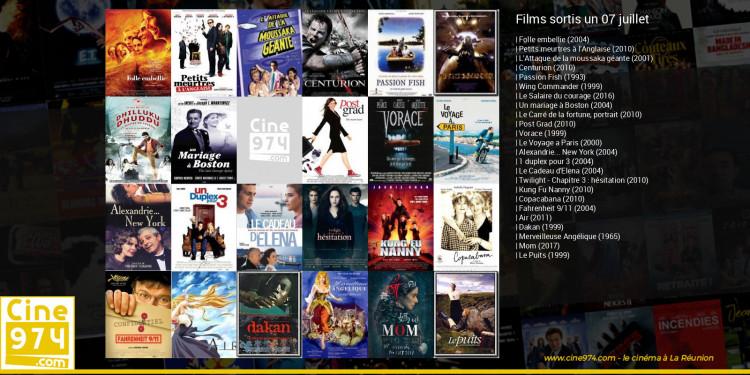 Films sortis un 07 juillet