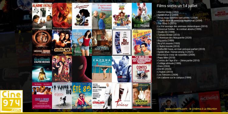 Films sortis un 14 juillet