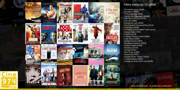 Films sortis un 16 juillet