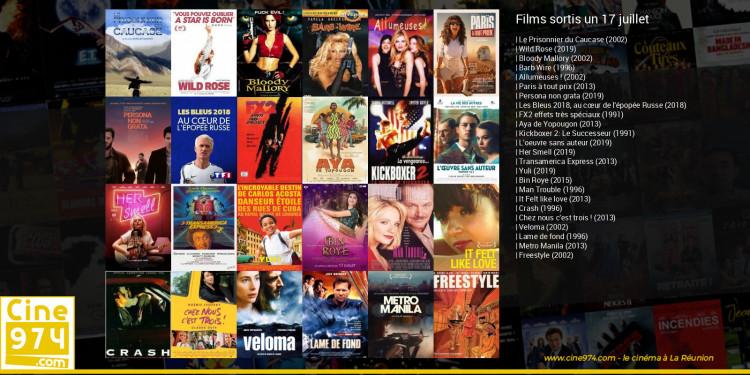 Films sortis un 17 juillet