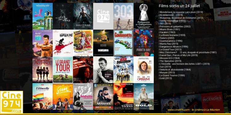 Films sortis un 24 juillet