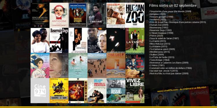Films sortis un 02 septembre