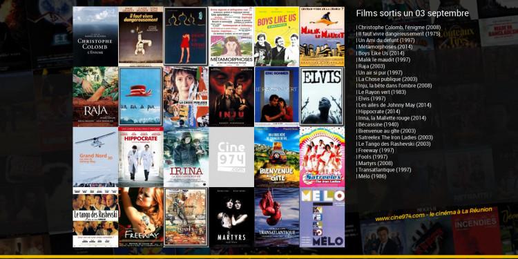 Films sortis un 03 septembre