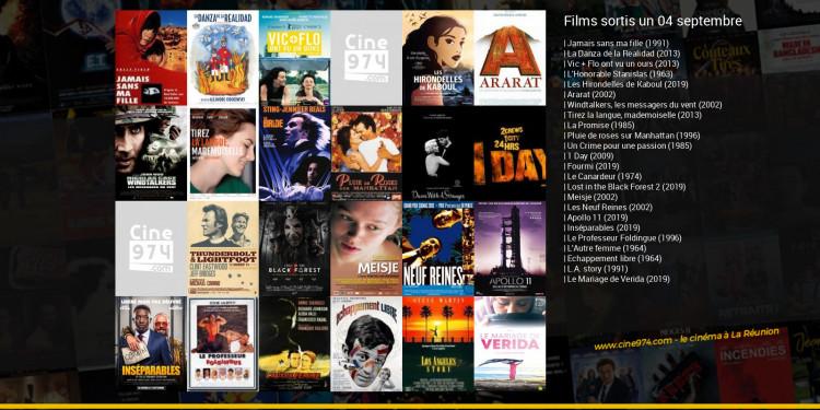 Films sortis un 04 septembre