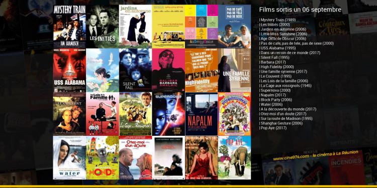 Films sortis un 06 septembre