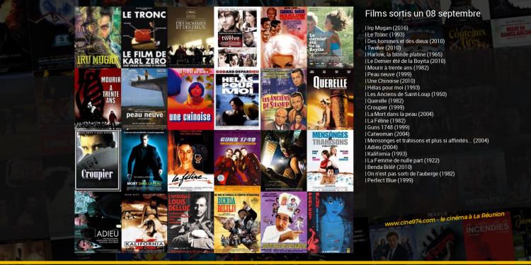 Films sortis un 08 septembre