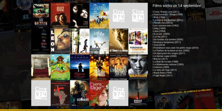 Films sortis un 14 septembre