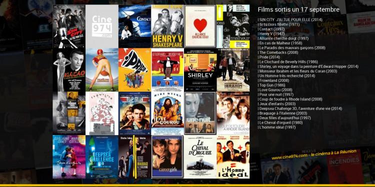 Films sortis un 17 septembre