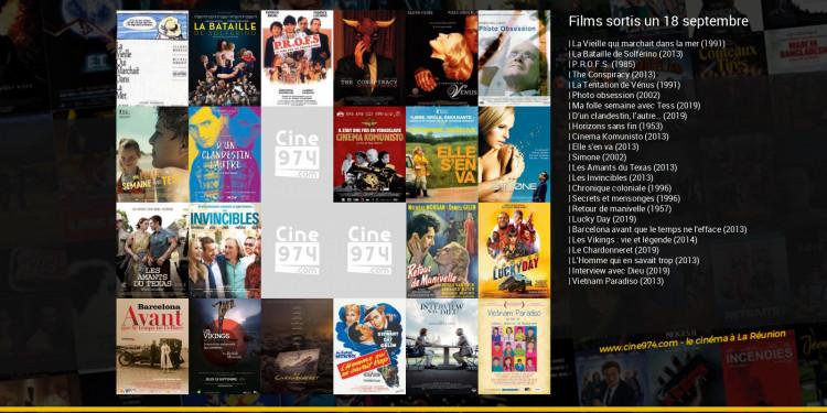 Films sortis un 18 septembre