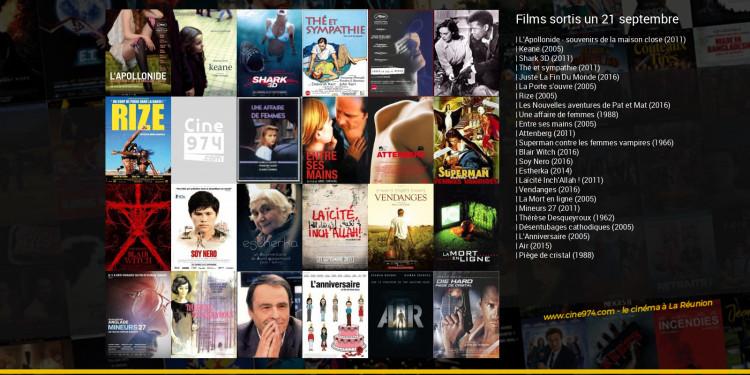 Films sortis un 21 septembre