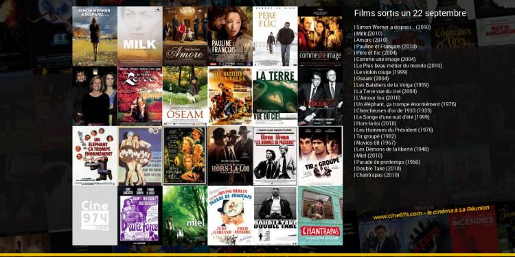 Films sortis un 22 septembre