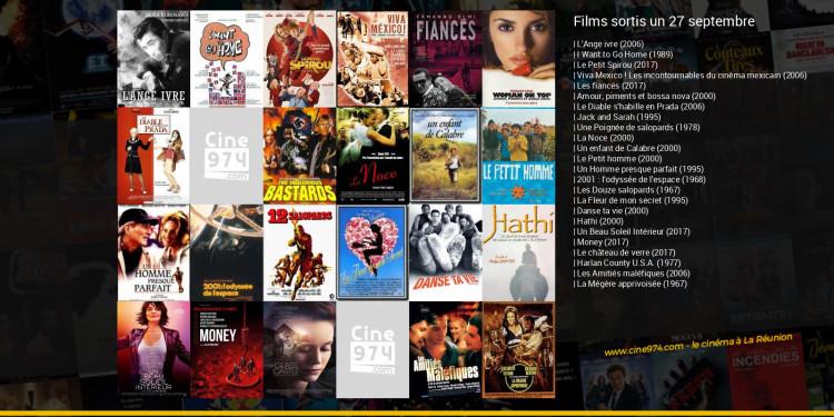 Films sortis un 27 septembre
