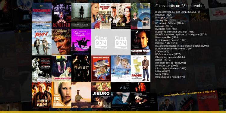 Films sortis un 28 septembre
