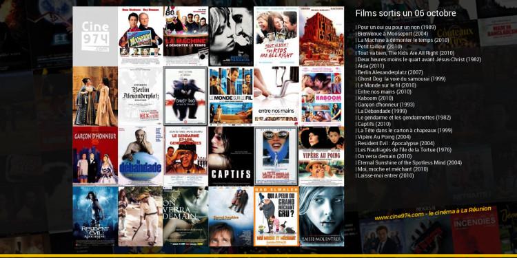Films sortis un 06 octobre
