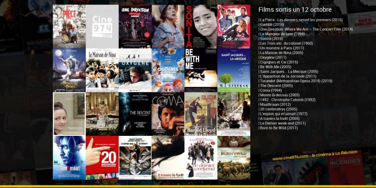 Films sortis un 12 octobre