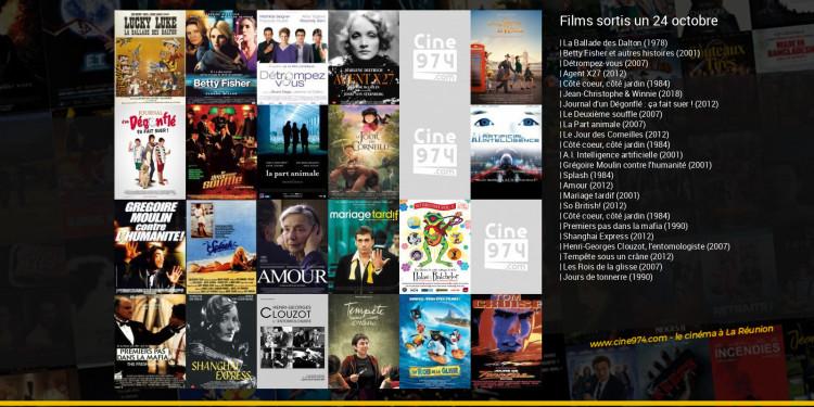 Films sortis un 24 octobre