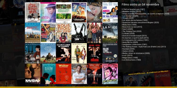 Films sortis un 04 novembre