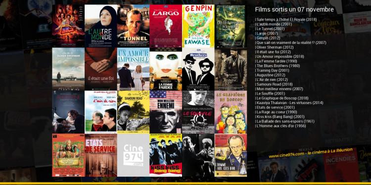 Films sortis un 07 novembre