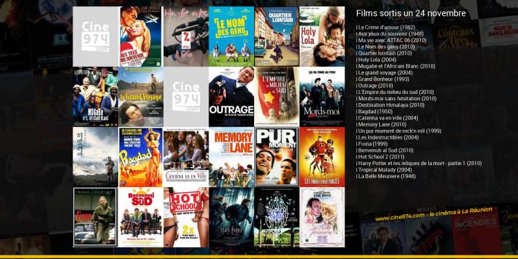 Films sortis un 24 novembre