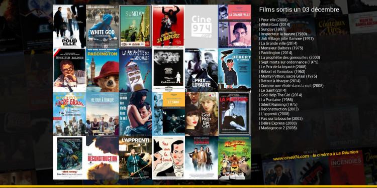 Films sortis un 03 décembre