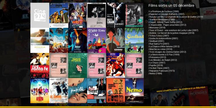 Films sortis un 05 décembre