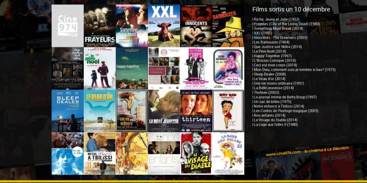 Films sortis un 10 décembre
