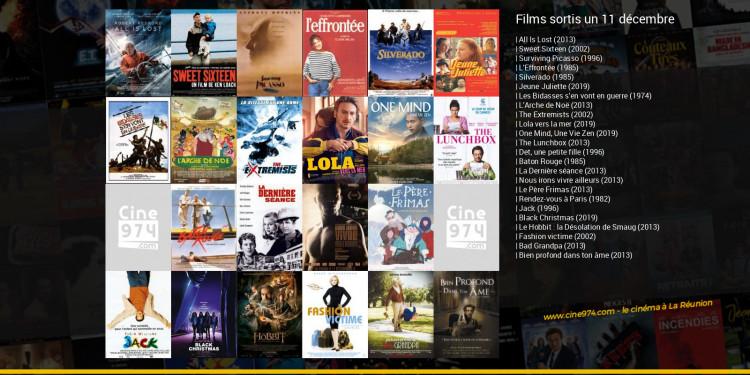 Films sortis un 11 décembre