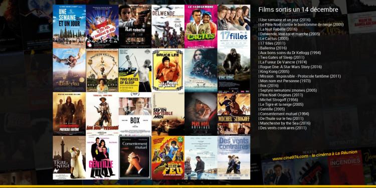 Films sortis un 14 décembre