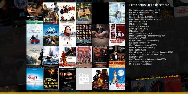 Films sortis un 17 décembre