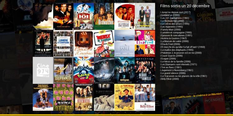 Films sortis un 20 décembre