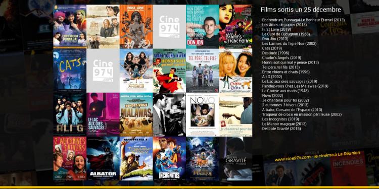 Films sortis un 25 décembre