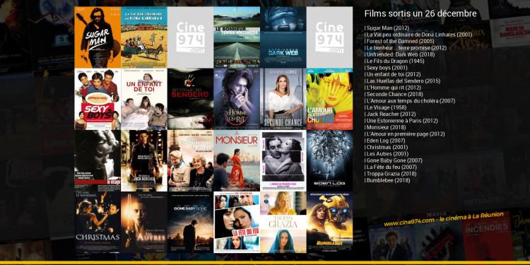Films sortis un 26 décembre