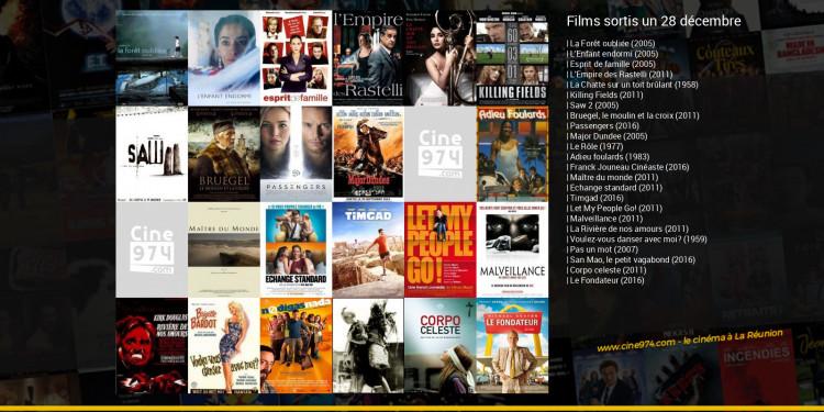 Films sortis un 28 décembre