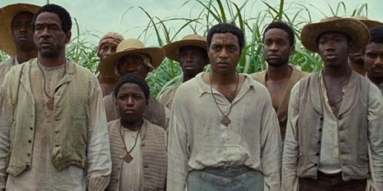 5 films sur l'esclavage du  peuple noir.