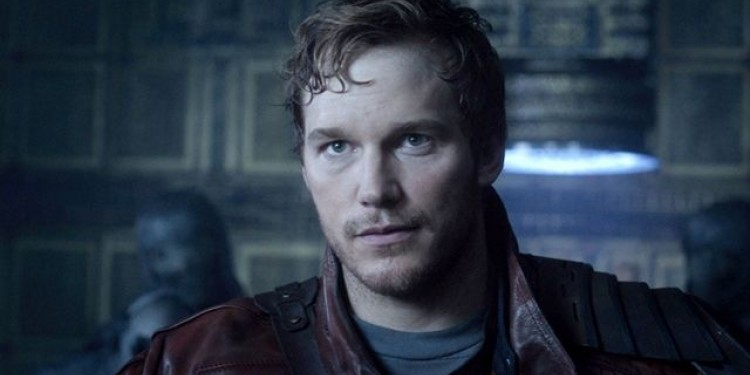 ACTU : Les gardiens de la galaxie 2 / Chris Pratt, les larmes aux yeux en lisant le script