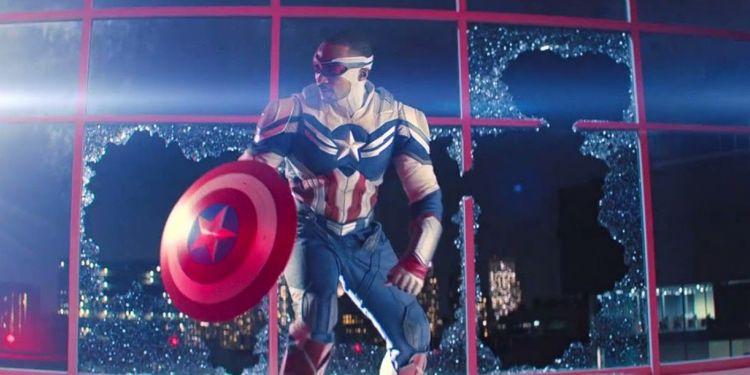 Anthony Mackie sera bel et bien la tête d'affiche de Captain America 4.