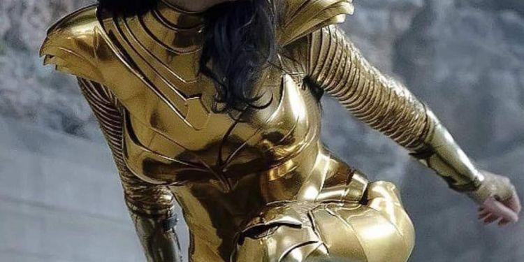 Aperçu du Costume de Wonder Woman