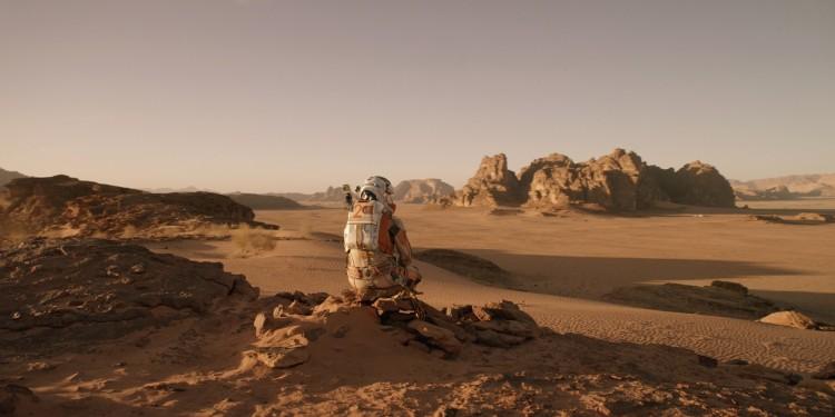 BANDE ANNONCE : Seul sur Mars, la bande annonce VOST
