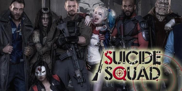 BANDE ANNONCE : Suicide Squad