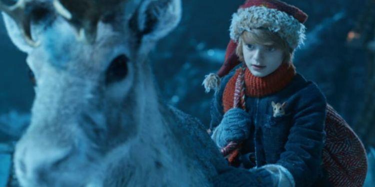 Bande annonce de A Boy called Christmas.