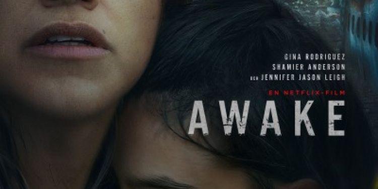 Bande annonce de Awake sur Netflix.