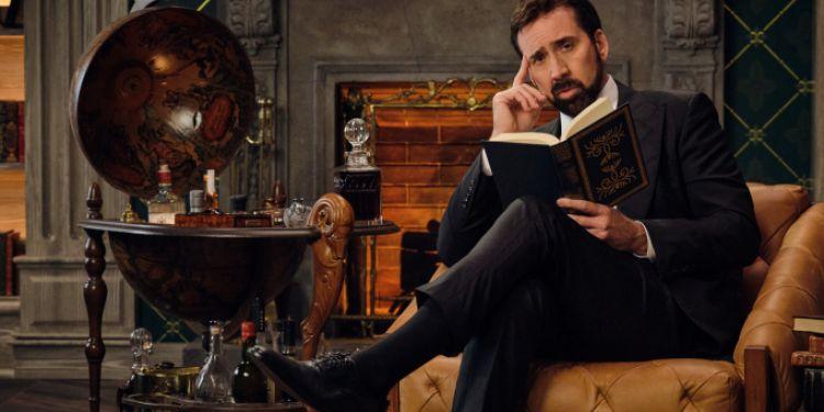 Bande annonce de history of swear words, l'histoire des gros mots avec Nicolas Cage.